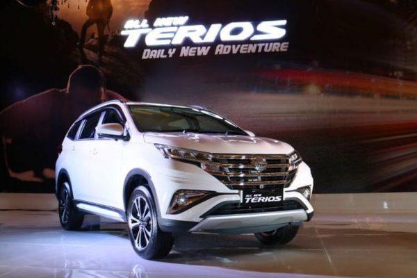 Kupas Tuntas Fitur Modern di All New Daihatsu Terios